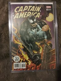 Captain America 700 issue variant cover