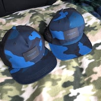 Blue Camo Coach Hats Ashburn, 20148