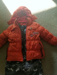 Size 24 months snow suit  Allentown, 18104