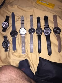 Various men's watches structure/express/polo