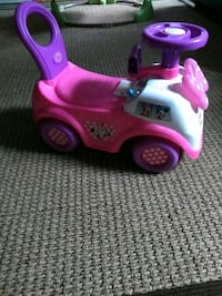 pink and purple ride on toy Alexandria, 22305