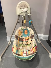 Fisher price swing Whitchurch-Stouffville, L4A 4G8