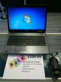 Acer Aspire 5517 Harrisonburg, 22801
