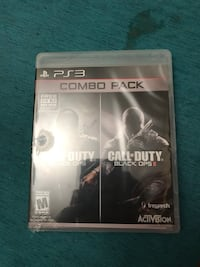 Call of duty black ops 1 and 2 combo
