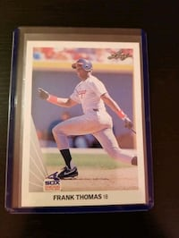 Frank Thomas Rookie Card  Toronto, M6C 2L3