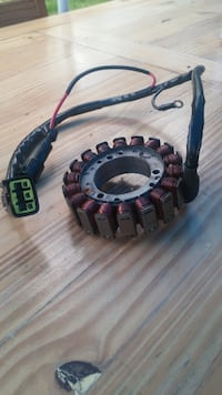 Stator Assy. Yamaha Outboard F50TLR 2006 Surrey