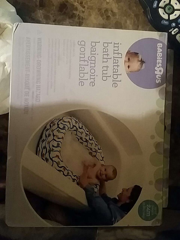 Used NIB inflatable baby tun for sale in Norristown - letgo