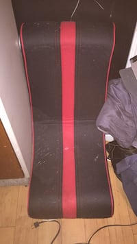 Black and red leather bag Halifax, B2T 1B3