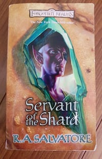 Forgotten Realms - Servant of the Shard (2001)    Calgary, T3J 3J7
