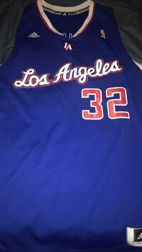 Los angeles clippers 32 adidas blake griffin basketball jersey