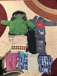 Kids new and used clothes  Mississauga, L5W 1J6