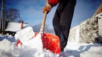 Snow removal any where in city