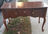 Sofa table  a beautiful piece , but I just don't have room Groton, 01450
