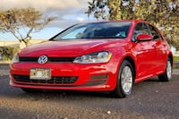 2016 Volkswagen Golf Honolulu, 96819