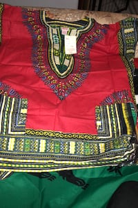 African Dashikis 1 for $40 or 2 for $60 Ajax, L1Z 1X8