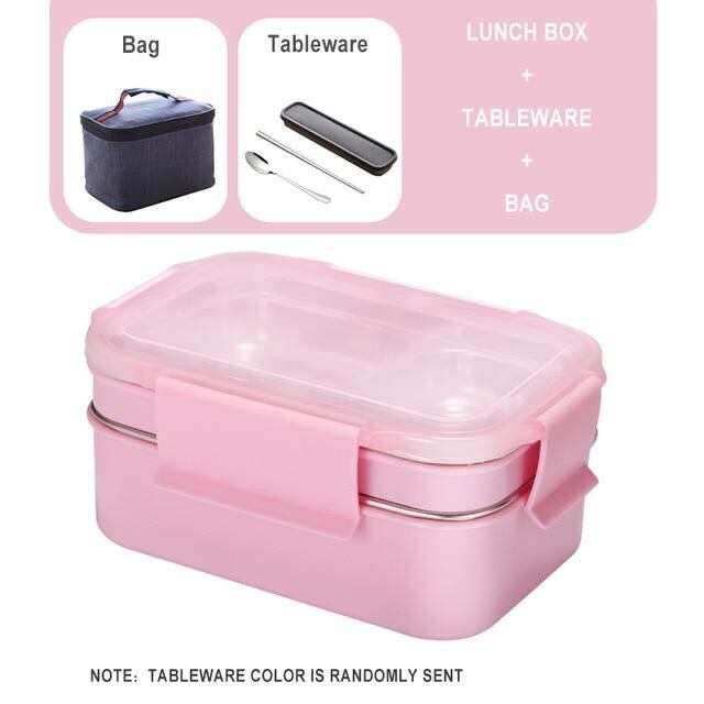 Stainless Steel Bento Box Sets