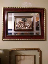made in Italy 925 silver picture framed  515 km