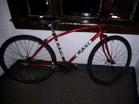 Masi fixed gear bike street bike 3746 km