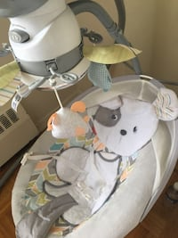 Fisher-Price Sweet Snugapuppy Dreams Cradle 'n Swing Toronto, M6E 2A8