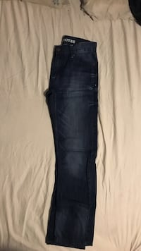 """Blue notes size29/32 """"slim straight"""