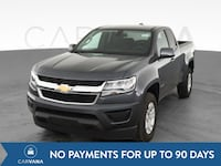 2015 Chevy Chevrolet Colorado Extended Cab pickup LT Pickup 2D 6 ft