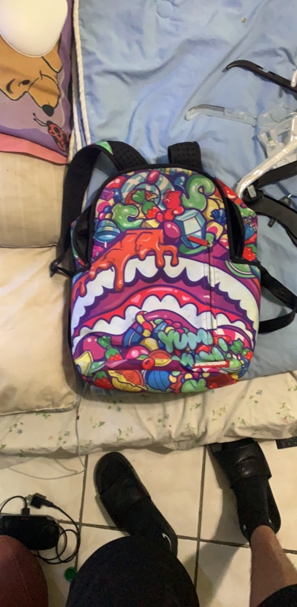 07e50834a441 Used and new backpack in Coral Springs - letgo