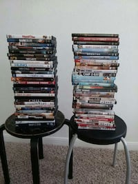 assorted movie cases Baytown, 77521
