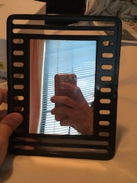Magnetic small mirror (: