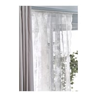 beautiful off white lace curtains San Francisco, 94112