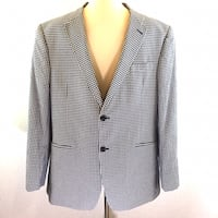 Tommy Hilfiger Checkered Blazer 42R Toronto, M4Y 3B4