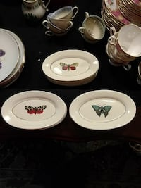 Mary Carol butter dishes 20 for $20 Ashburn, 20147