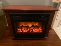 Heat Surge Electric Fireplace Falls Church, 22043