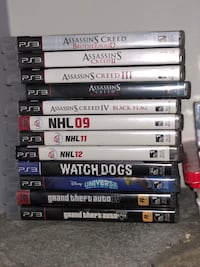 PS3 games Boisbriand, J7H