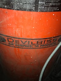 Devilbiss ac compressor  Suitland, 20746