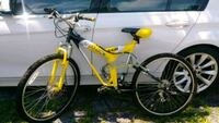 yellow and black full-suspension bike Brookeville, 20833