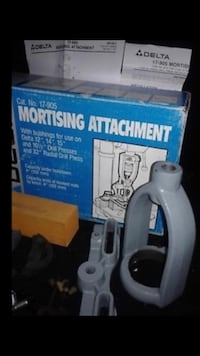 Mortising Attachment Mississauga, L5N 2Y8