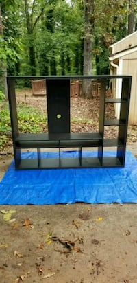 TV Stand Solid Wood Entertainment Center Stone Mountain, 30088