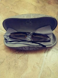 Eyeglasses with Sun Clip Pick Up Only