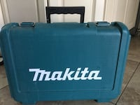 MAKITA EMTY DRILL BOX DIM 16x11 INCHES Montréal, H9K 1S7