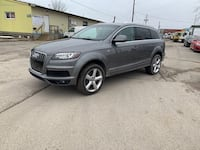 2011 Audi Q7 TDI  S Line,Certified,A1 Condition,7 Passenger,Fully Loaded, Navigation, Backup Camera TORONTO