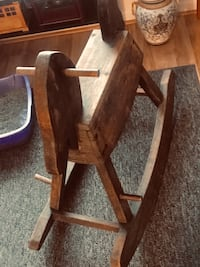 Hobby Horse Vintage/Hand-made....