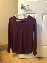Forever 21 Blouse Small Central Point, 97502
