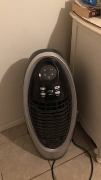 black and gray tower fan Redlands, 92374