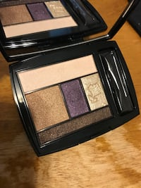 Lancome 5 colour design eyeshadow palette (Luminous Violet) Toronto, M2N 3R9