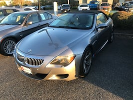 2007 BMW 6 Series M6 Convertible