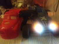 black and red RC toy cars Chantilly, 20151