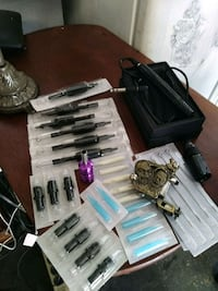 Tattoo supplies Oxnard, 93033