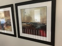 2 framed pictures Barrie, L4M 0C5