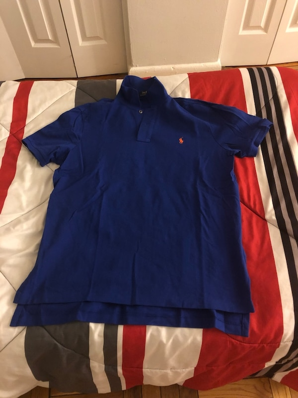 Polo Ralph Lauren Men's Polo, L size