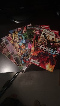 Marvel comics 7 pack Burke, 22015